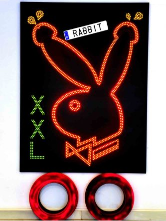 Rabbit XXL más ruedas*